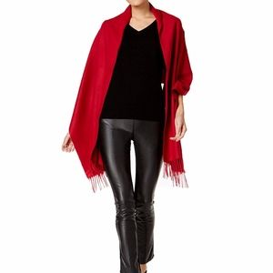 4/$25 Charter Club Soft Blanket Wrap & Scarf NWT
